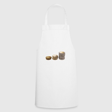 Euro pieces - Cooking Apron