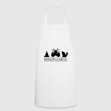 mindfulness - Cooking Apron