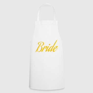 Bride - Cooking Apron