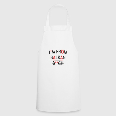 IM_FROM_BALKAN - Cooking Apron