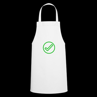 checkmark icon - Cooking Apron