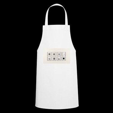 Mountain pictures - Cooking Apron