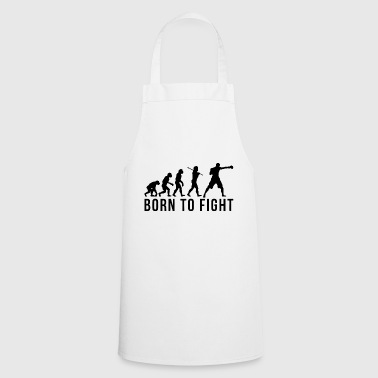 BORN TO FIGHT - Cooking Apron