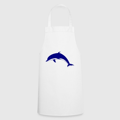 dolphin - Cooking Apron