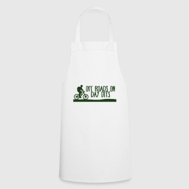 Bicycle: Off Roads On - Day offs. - Cooking Apron