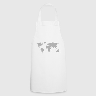world map 146505 - Cooking Apron