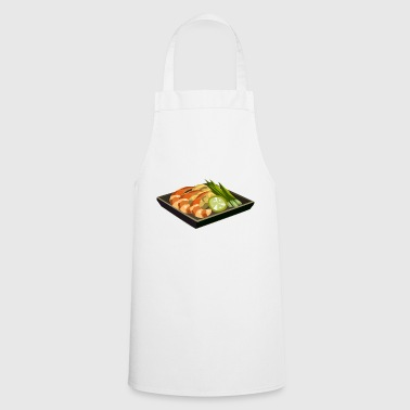 shrimp - Cooking Apron