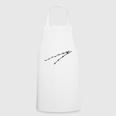 wire - Cooking Apron