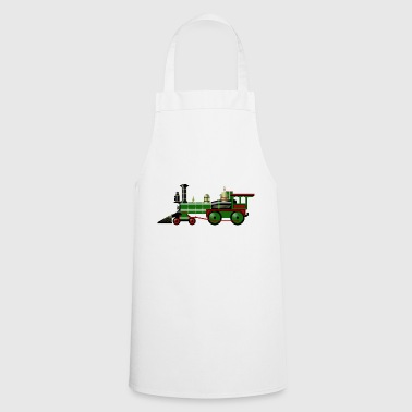 The locomotive - Cooking Apron