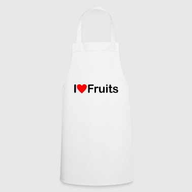 I love fruits | I love fruits - Cooking Apron