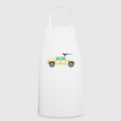 Military vehicle - Cooking Apron
