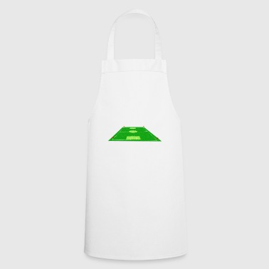 football field - Cooking Apron