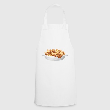 French fries - Cooking Apron