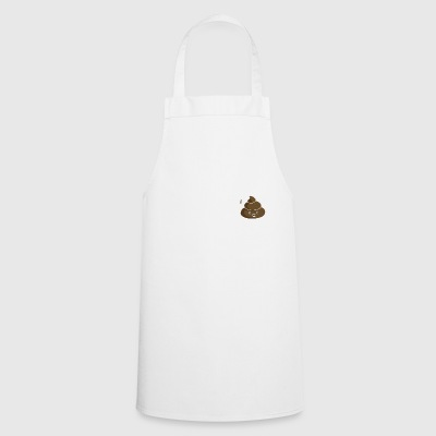 Gift shirt poop evolution - Cooking Apron