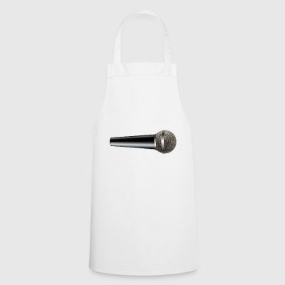 microphone - Cooking Apron