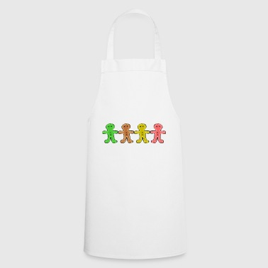 Gingerbread man - Cooking Apron