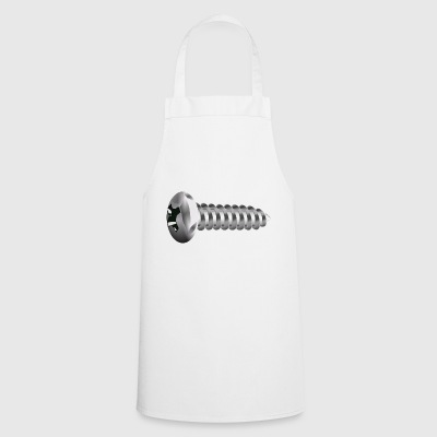 screw - Cooking Apron