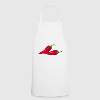 chili - Cooking Apron