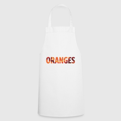 Oranges - Cooking Apron