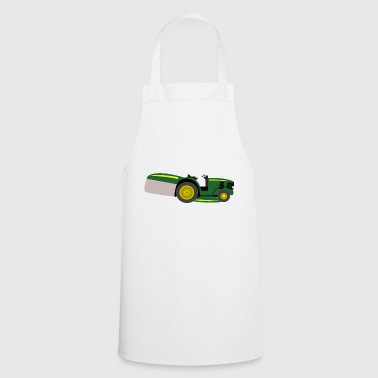 mowing machine - Cooking Apron