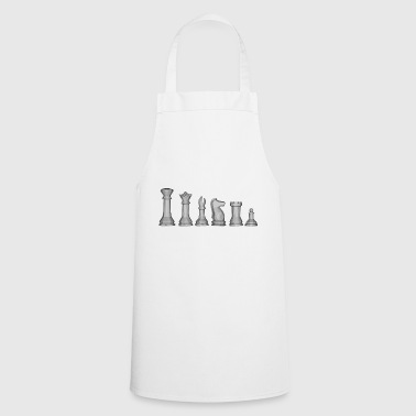 chessmen - Cooking Apron