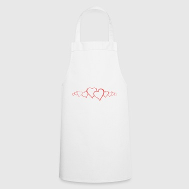 Hearts - Cooking Apron