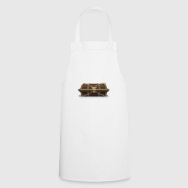 Treasure chest - Cooking Apron
