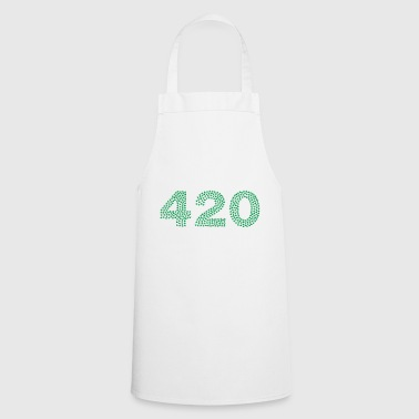 420 potheads - Cooking Apron
