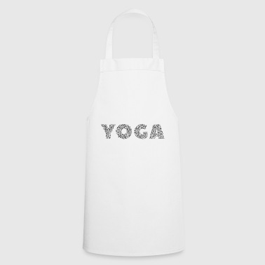 yogaception - Cooking Apron