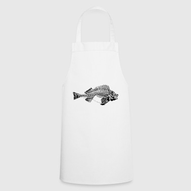 Aggressive perch - Cooking Apron