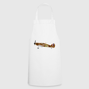 Fighter plane from the 2nd World War - Cooking Apron