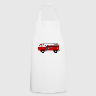 fire Department - Cooking Apron