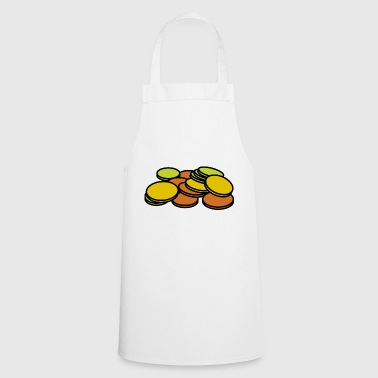 Coins - Cooking Apron