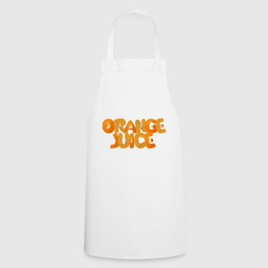 Orange juice - Cooking Apron