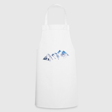 snowscape - Cooking Apron