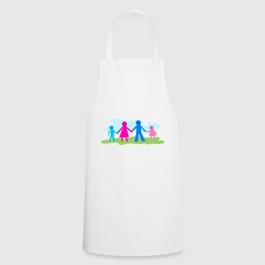 family - Cooking Apron