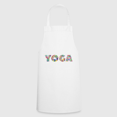 yoga - Cooking Apron