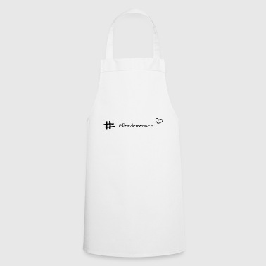 # Horse man - Cooking Apron