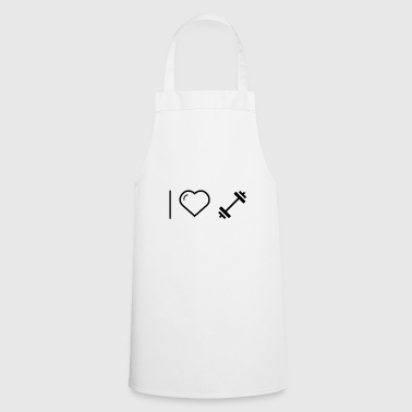 fitness - Cooking Apron