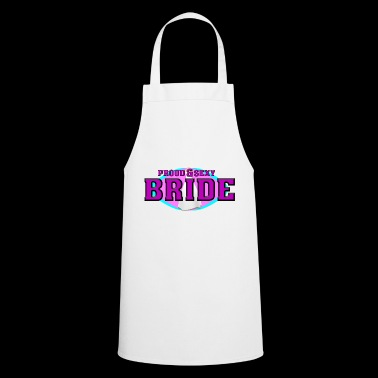 Bride - marriage - Cooking Apron