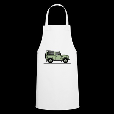 Defender 90 - Cooking Apron