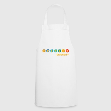 Celebrate Diversity - Cooking Apron