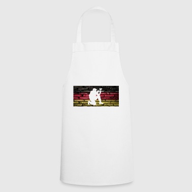 Paintball Tshirt Gift Paintball Tournament English - Cooking Apron