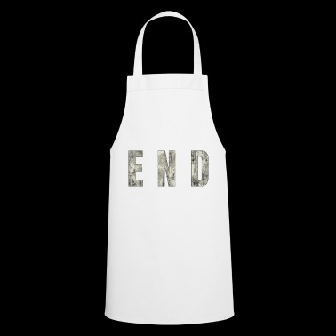END - The End - Cooking Apron