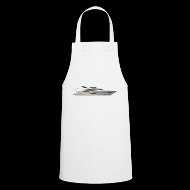 The yacht - Cooking Apron