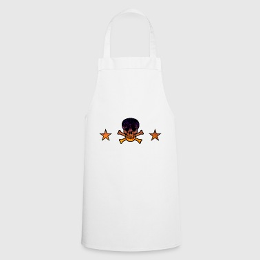 Skull reinterpretation - Cooking Apron
