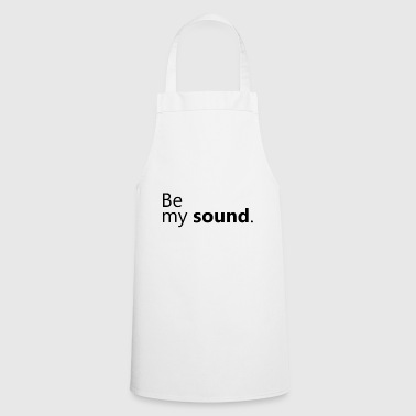 Sound of my life - Cooking Apron