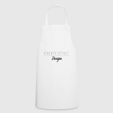 conception de fxlifestyle - Tablier de cuisine