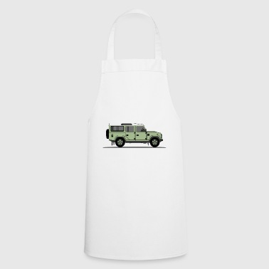 Defender 110 - Cooking Apron