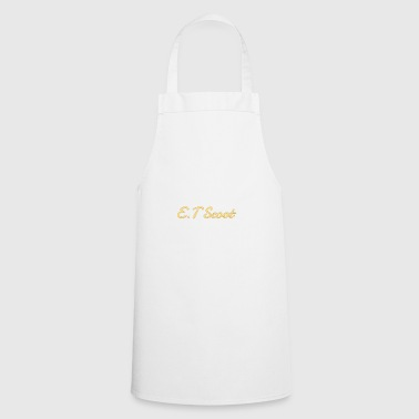 Et.Scoot - Cooking Apron